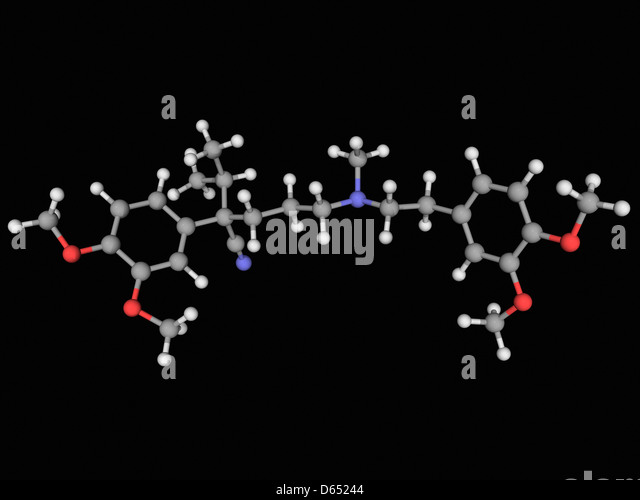 Verapamil Isoptin Drug Study