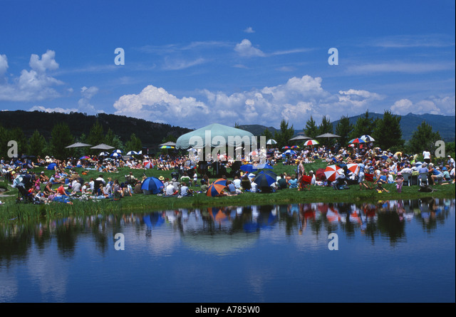 Steamboat Colorado Summer Stock Photos Steamboat Colorado Summer Stock Images Alamy