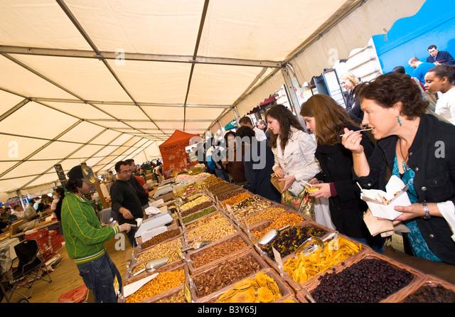 London street food stock photos london street food stock for Outdoor food market