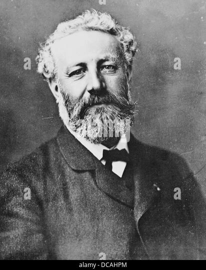 a biography of jules verne a french author Jules gabriel verne (/ v ɜːr n / french: [ʒyl vɛʁn] 8 february 1828 – 24 march 1905) was a french novelist, poet, and playwright verne was born in the seaport of nantes , where he was trained to follow in his father's footsteps as a lawyer, but quit the profession early in life to write for magazines and the stage.