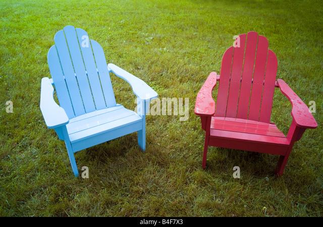 Colorful Adirondack Chairs Adirondack Chairs Stock Photos Adirondack Chairs  Stock Images Alamy