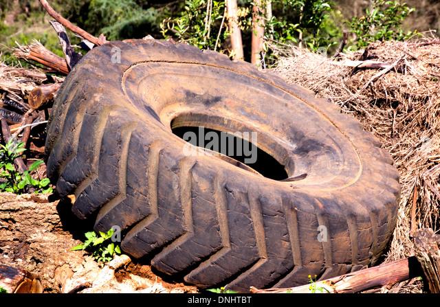 Scrap tractors stock photos scrap tractors stock images for Scrap tractor tires