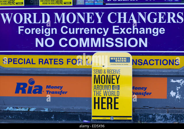 Western union forex exchange rates