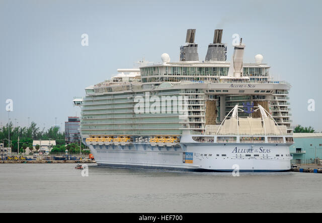 Biggest Cruise Ship In The Usa New  Punchaos