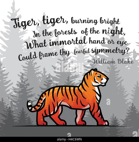 compare life of pi to the tyger poem by william blake Students learn about lewis carroll and the vision of childhood he created in alice in wonderland, then compare carroll's victorian world of childhood with the world of innocence and experience portrayed by the romantic poet william blake.