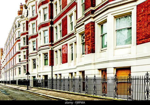 tenements london stock photos tenements london stock images alamy. Black Bedroom Furniture Sets. Home Design Ideas