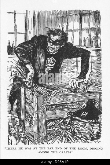 the strange case of dr jekyll and mr hyde by r l stevenson essay Read full text and annotations on the strange case of dr jekyll and mr hyde chapter one at owl eyes.
