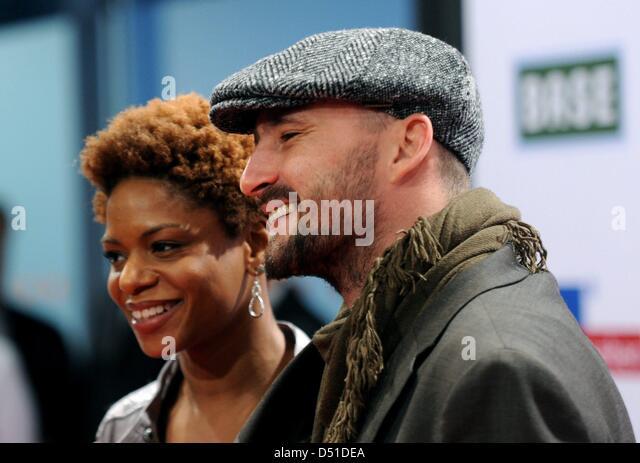 German Reggae Singer Gentleman Wife Stock Photos &- German Reggae ...