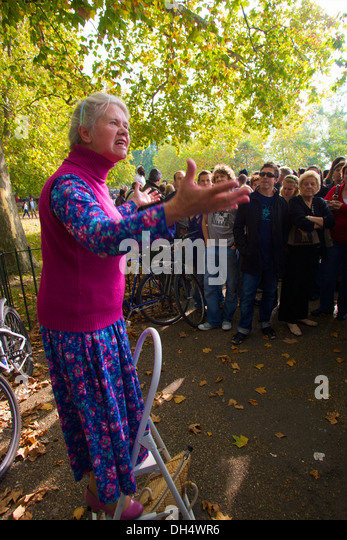 how to get to speakers corner hyde park