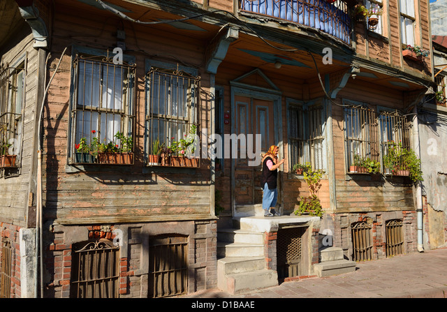 Old Ottoman Cafe Restaurant Fatih Istanbul Turkey