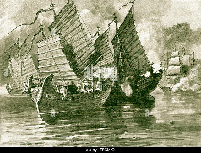 the background of the opium war or the anglo chinese war First opium war the first anglo-chinese war (1839–42),  the war is now considered in china as the beginning of modern chinese history[3][4] background.