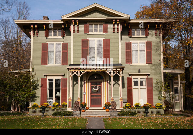 Landmark Bed And Breakfast Cooperstown Ny