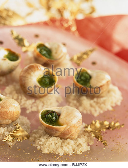 Snails Sea Food Stock Photos & Snails Sea Food Stock ...