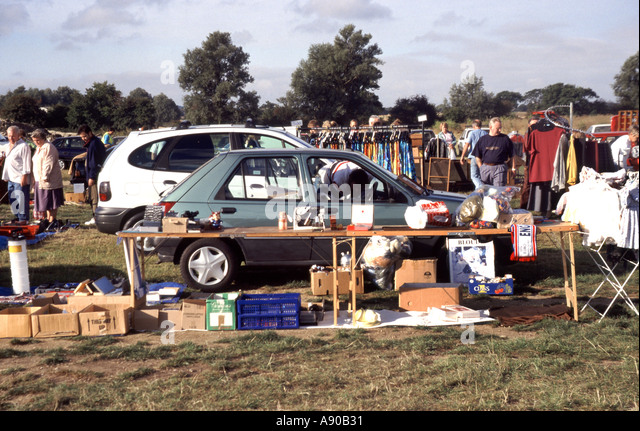 Basildon Car Boot Sale