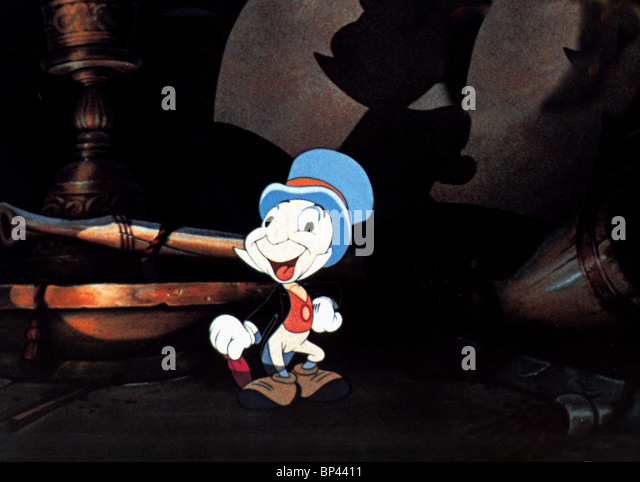 learning the history of english language through the journey of pinocchio and jimminy cricket The /film team has gathered to discuss the best talking movie animals jiminy cricket from pinocchio and guide through pinocchio's journey from.