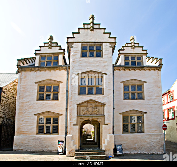 Conwy Town Hall Stock Photos & Conwy Town Hall Stock