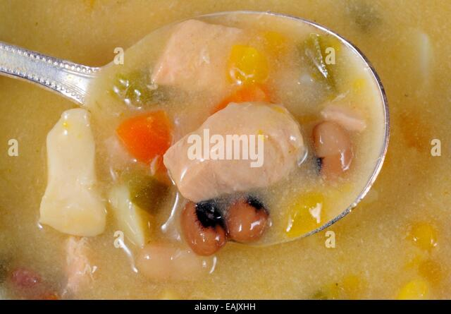 Fish chowder stock photos fish chowder stock images alamy for Fish soup cod