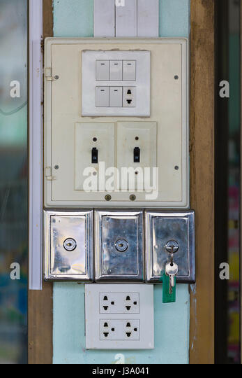 Boxes And Armored Cable Inside An Electrical Outlet This Old House