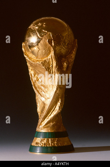 how to make a world cup trophy