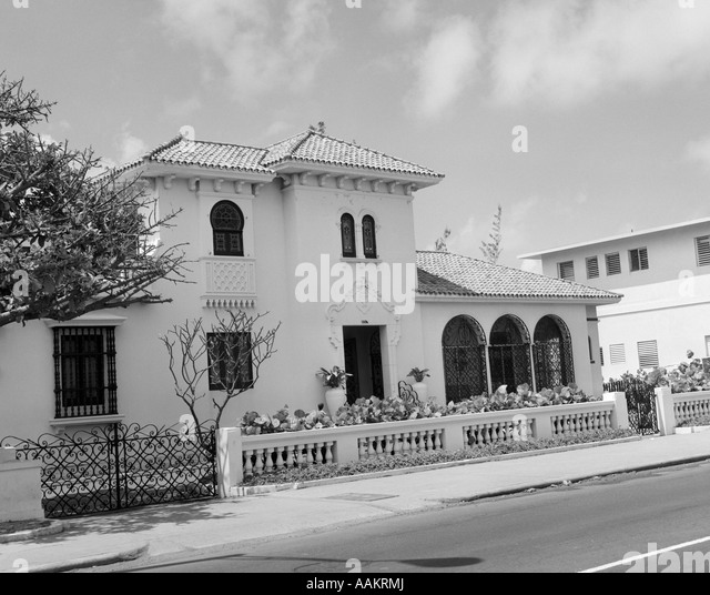 Puerto Rico Black And White Stock Photos Amp Images Alamy