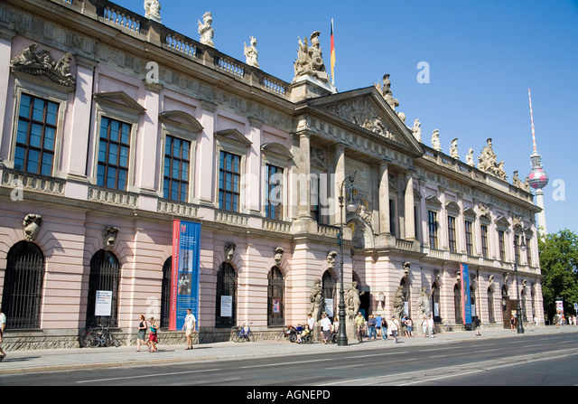 berlin deutsches historisches museum zeughaus stock photos. Black Bedroom Furniture Sets. Home Design Ideas