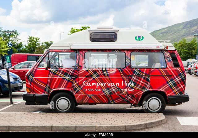 Beautiful Western Isles Camper Van Amp Motorhome Hire