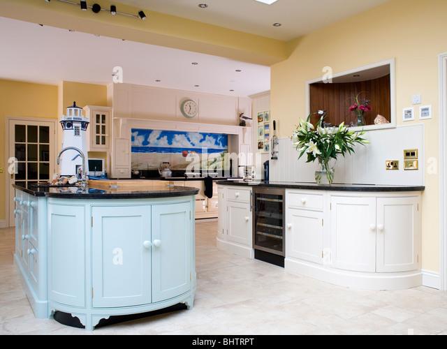 Kitchens Traditional Extension Stock Photos & Interiors Kitchens