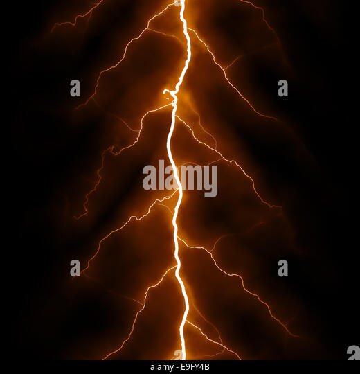 orange lightning stock photos  u0026 orange lightning stock images