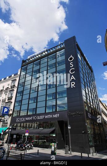 Chueca Madrid Stock Photos Chueca Madrid Stock
