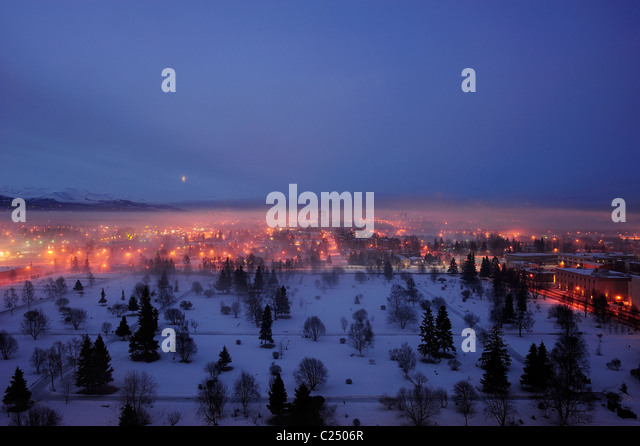 anchorage alaska city stock photos anchorage alaska city stock