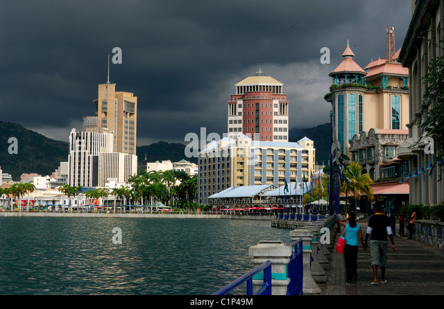 Capital of mauritius africa pictures to pin on pinterest - Where is port louis mauritius located ...