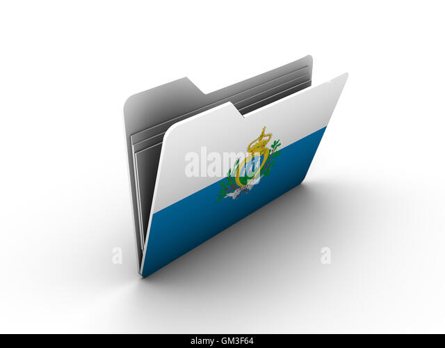 Flag San Marino Stock Photos & Flag San Marino Stock Images - Alamy