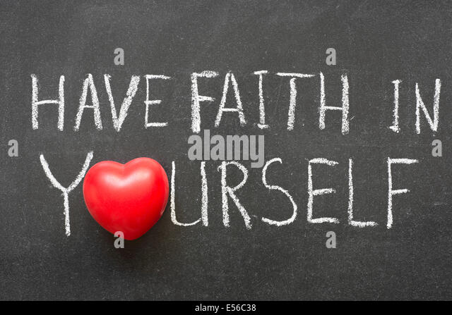 essay on have faith in yourself What does the bible say about faith how can i overcome my doubt with a stronger faith.