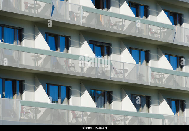 Fassade modern hotel  Â fassade Stock Photos & Â fassade Stock Images - Alamy