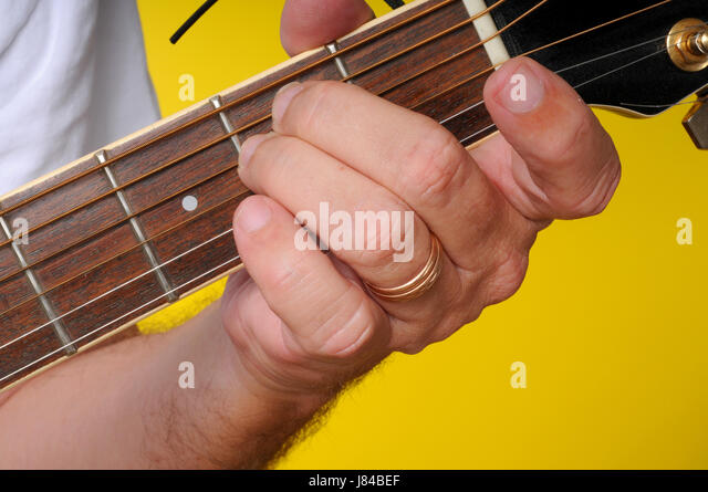 E Minor Guitar Chord Stock Photos & E Minor Guitar Chord Stock ...