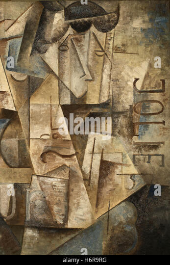 picasso braque stock photos picasso braque stock images alamy. Black Bedroom Furniture Sets. Home Design Ideas