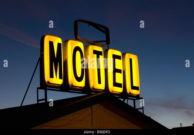 Budget Motel Stock Photos Images
