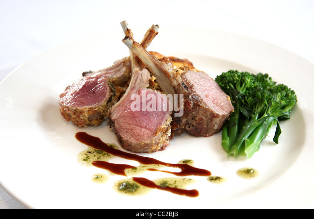 tagine lamb cutlets reform traditional dish uk plate of pork cutlets ...