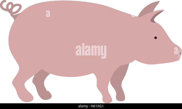 Pig Stock Vector Images - Alamy