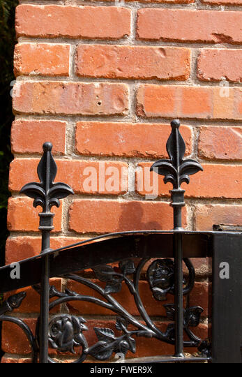 Wrought Iron Gate Stock Photos Amp Wrought Iron Gate Stock
