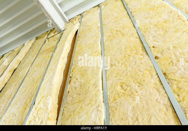Steel joist stock photos steel joist stock images alamy for Steel wool insulation