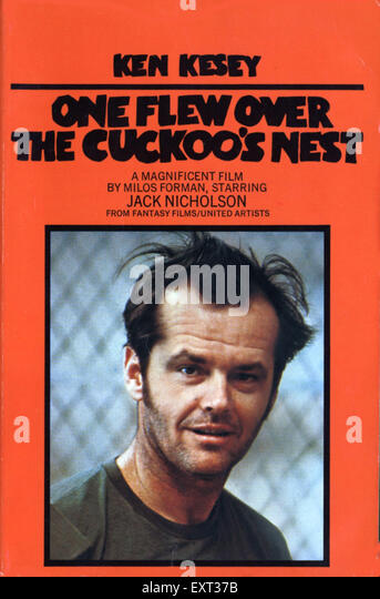 christian symbolism in one flew over the cuckoos nest a novel by ken kesey