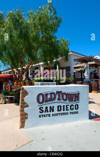 Old Town San Diego Stock Photos Old Town San Diego Stock Images Alamy