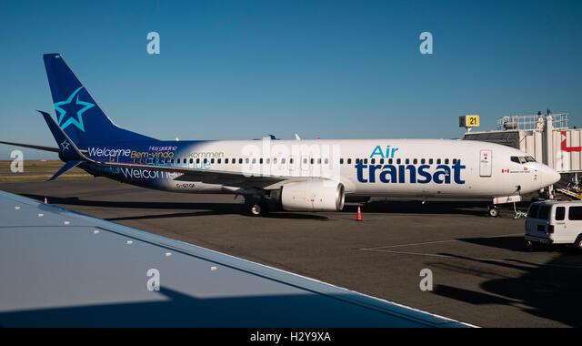 air transat stock photos air transat stock images alamy