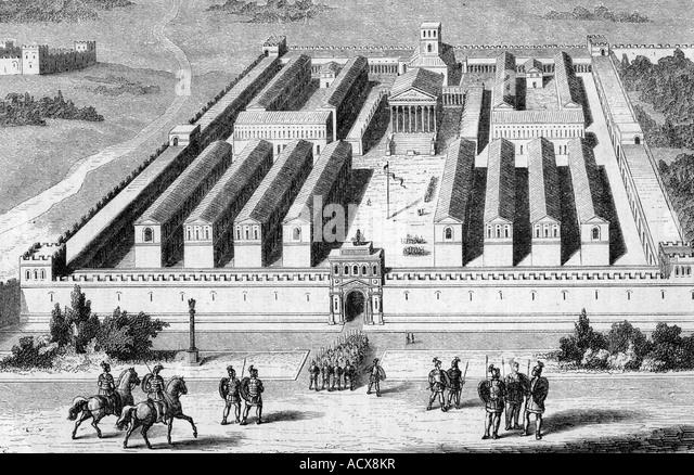 Forum Romanum Reconstruction