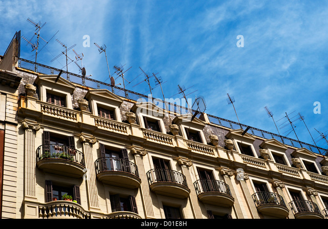 Tv Antennas Stock Photos & Tv Antennas Stock Images - Alamy
