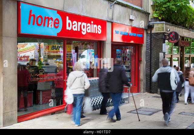 Home bargains business model