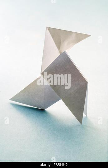 origami white stock photos amp origami white stock images