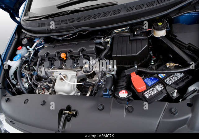 2008 honda civic lx in stock photos 2008 honda civic lx in stock images alamy. Black Bedroom Furniture Sets. Home Design Ideas