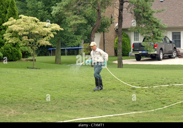Feed lawn stock photos feed lawn stock images alamy for Professional garden maintenance